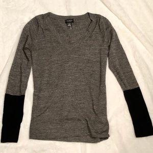 Club Monaco V-Neck Sweater